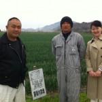 堂崎さん、新家さん、福井さんと