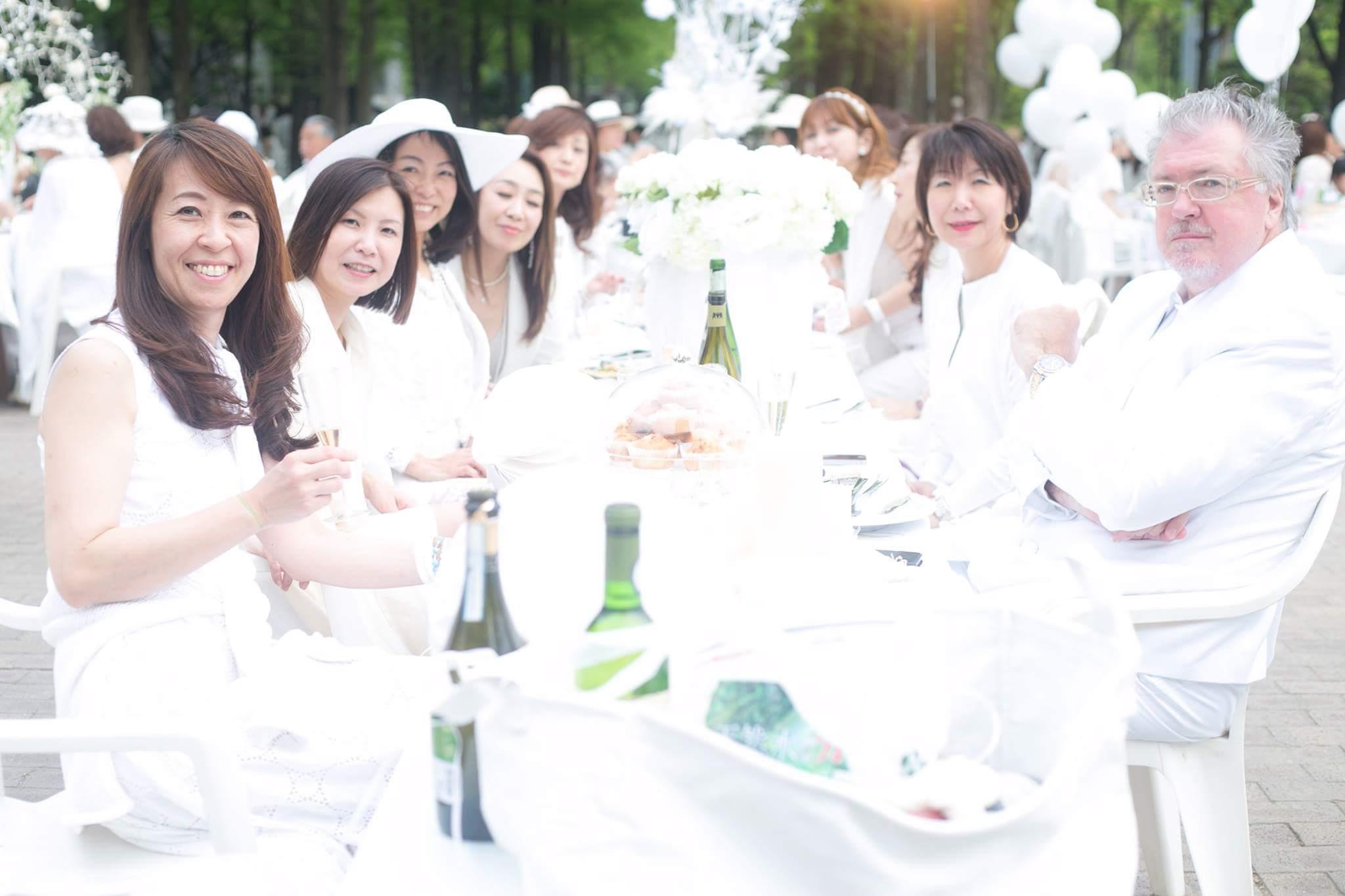 会員様限定>ホワイトディナーのお誘い|ブログ|料理サロン・パーティー