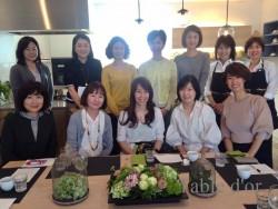 東京料理教室 集合2
