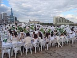 ホワイトディナー 2017全景
