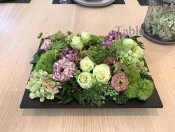 東京料理教室 お花