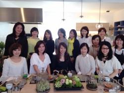 東京料理教室集合1