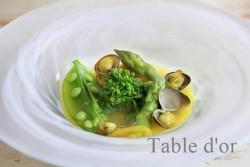 20180314美肌レシピ 夐野菜としじみのスープ ブログ